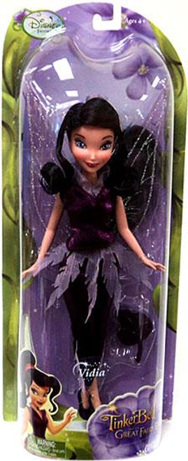 Disney Fairies Tinker Bell & The Great Fairy Rescue Vidia 9-Inch Doll