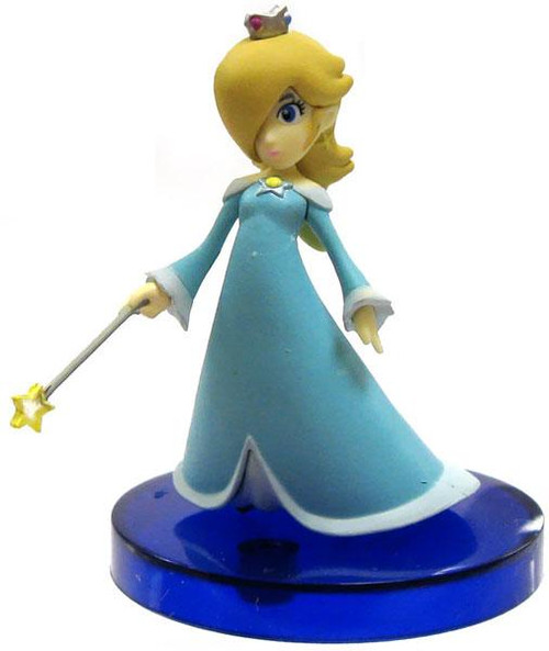 Super Mario Galaxy Princess Rosalina 2-Inch PVC Figure