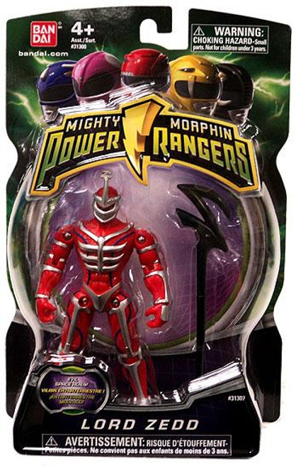 Power Rangers Mighty Morphin 2010 Lord Zedd Action Figure