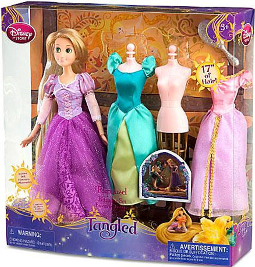 Disney Tangled Rapunzel Boutique Set Exclusive