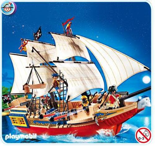 Playmobil Pirates Pirate Ship Set #4290
