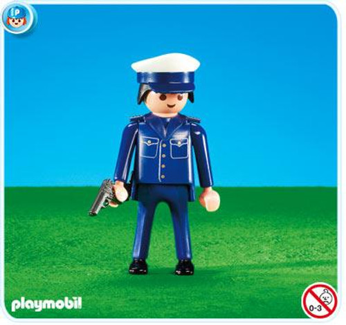 Playmobil Police Officer Set #7384