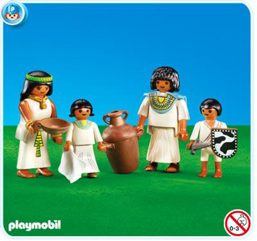 Playmobil Romans & Egyptians Egyptian Family Set #7386