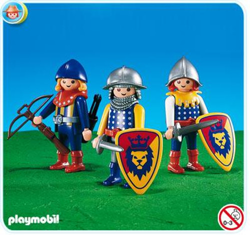 Playmobil Magic Castle 3 King Knights Set #7768