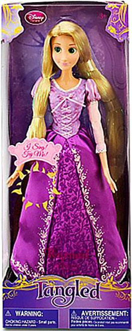 Disney Tangled Rapunzel Exclusive 17-Inch Doll [Singing]