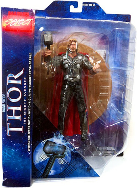 Marvel Select Thor the Mighty Avenger Action Figure