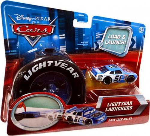 Disney Cars Lightyear Launchers Easy Idle No. 51 Diecast Car