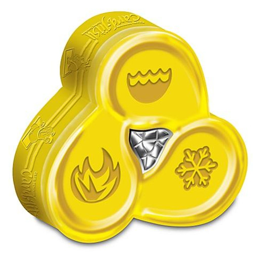 Club Penguin Card-Jitsu Water Series 4 Tin Set [Gold]