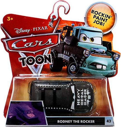 Disney Cars Cars Toon Main Series Rodney The Rocker Diecast Car #43