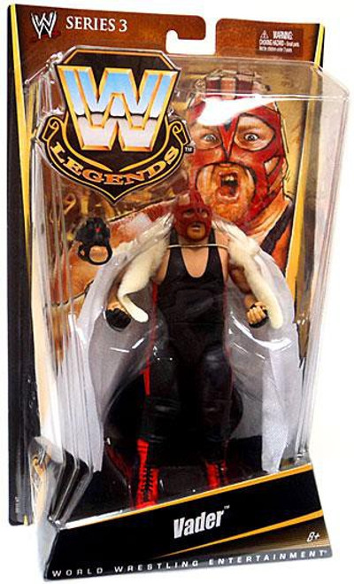 WWE Wrestling Legends Series 3 Vader Action Figure [Red Mask]