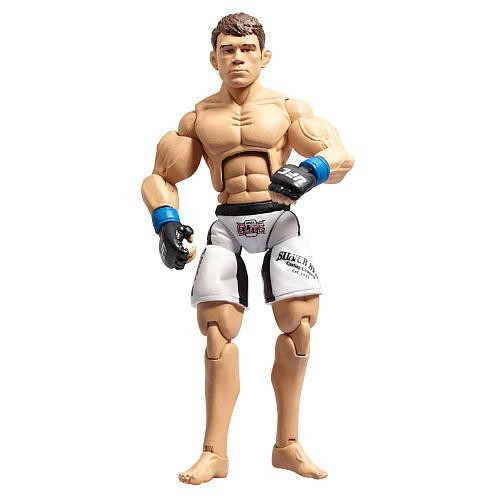 UFC Bring It On Build the Octagon Series 2 Forrest Griffin Exclusive Action Figure