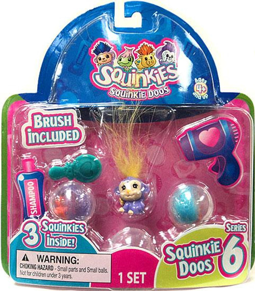 Squinkies Squinkie Doos Series 6 Pencil Topper Pack