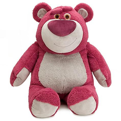 Disney Toy Story 3 Lotso Exclusive 18-Inch Plush Figure [Happy Face]