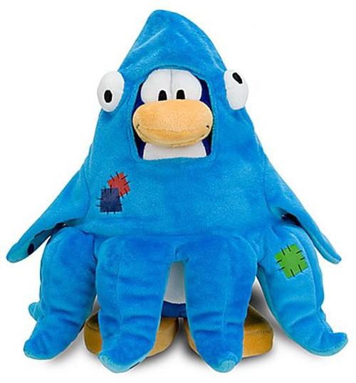 Club Penguin Exclusives Squidzoid Exclusive 9-Inch Plush Figure