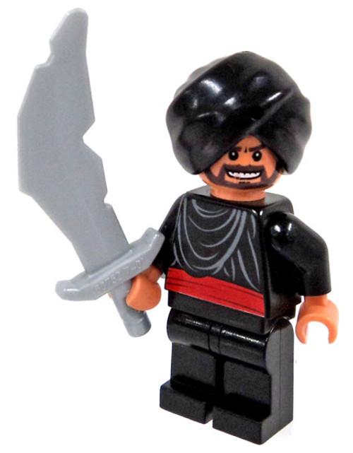 LEGO Indiana Jones Loose Cairo Swordsman Minifigure [Loose]