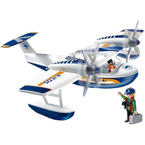 Playmobil Transport Waterplane Set #5859