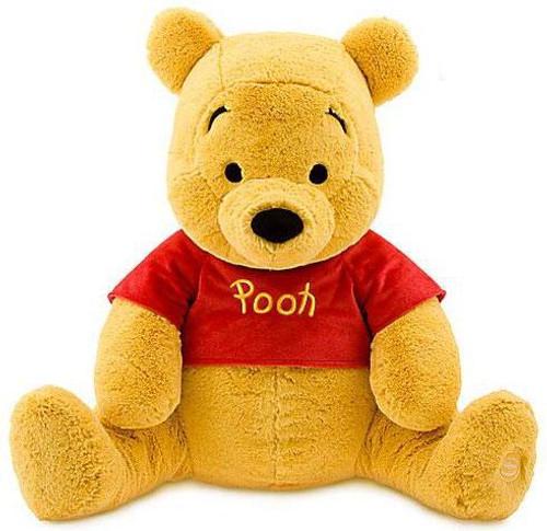 Disney Winnie the Pooh 21-Inch Plush [Jumbo]