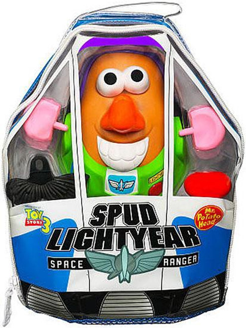 Toy Story 3 Spud Lightyear Space Ranger Mr. Potato Head