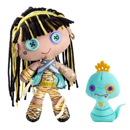 Monster High Friends Cleo de Nile & Hissette Plush Dolls