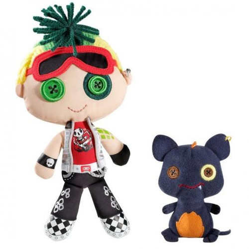 Monster High Friends Deuce Gorgon & Perseus Plush Dolls