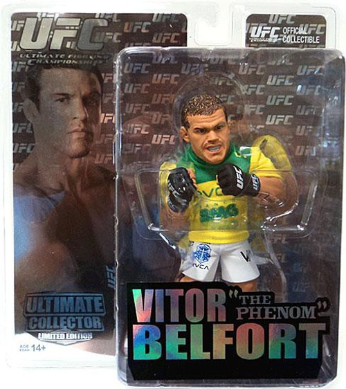 UFC Ultimate Collector Series 5 Vitor Belfort Action Figure [Limited Edition]