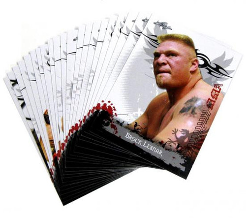 MMA Series 2010 Lot of 25 Random Base Single Cards