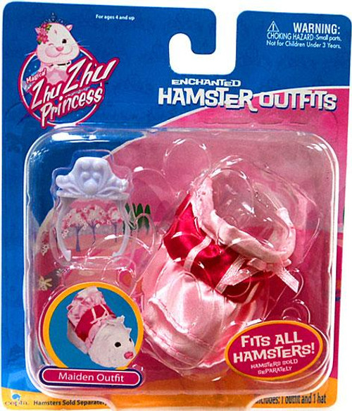 Zhu Zhu Pets Princess Enchanted Hamster Outfits Maiden Accessory Set