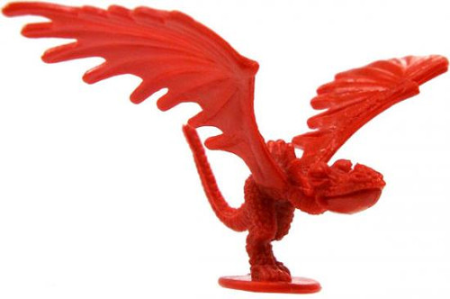 How to Train Your Dragon 2 Inch Series Monstrous Nightmare Plastic Figure