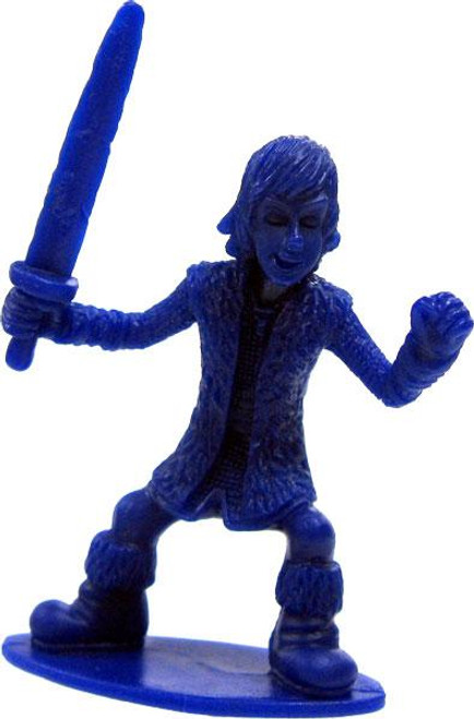 How to Train Your Dragon 2 Inch Series Hiccup Plastic Figure