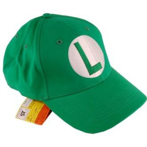Super Mario Luigi Baseball Cap