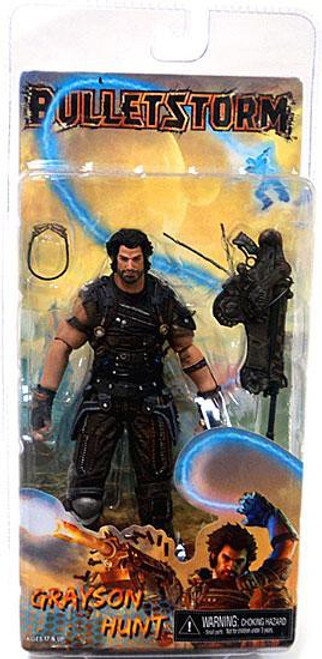 NECA Bulletstorm Grayson Hunt Action Figure