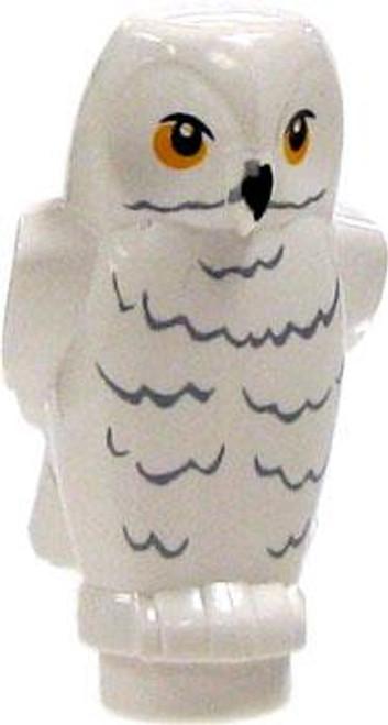 LEGO Harry Potter Animals White Owl [Printed Loose]