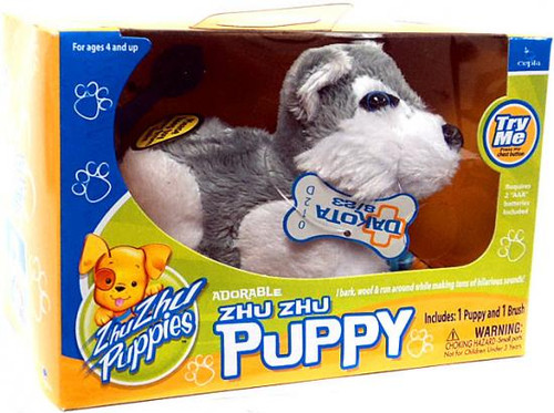 Zhu Zhu Pets Zhu Zhu Puppies Dakota Zhu Zhu Puppy