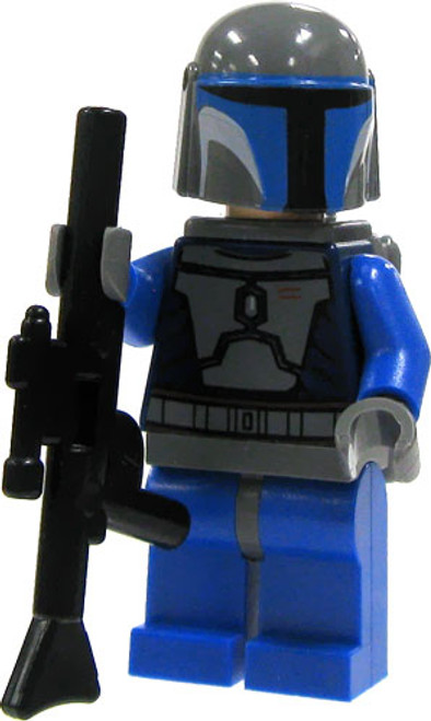 LEGO Star Wars Loose Mandalorian Warrior Minifigure [Rifle Loose]