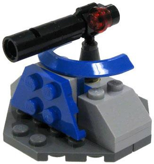 LEGO Star Wars Minifigure Parts Mandalorian Blaster Emplacement Loose Weapon [Loose]