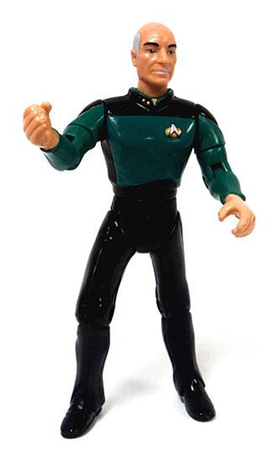 Star Trek The Next Generation Jean-Luc Picard Exclusive Action Figure [Lieutenant]