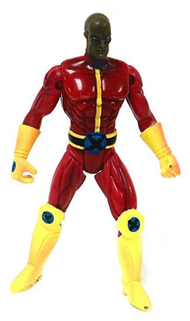 Marvel Sunspot Exclusive Action Figure