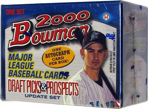 MLB 200 Bowman Baseball Cards 200 Bowman Draft Picks & Prospects Complete Set [Update Set]