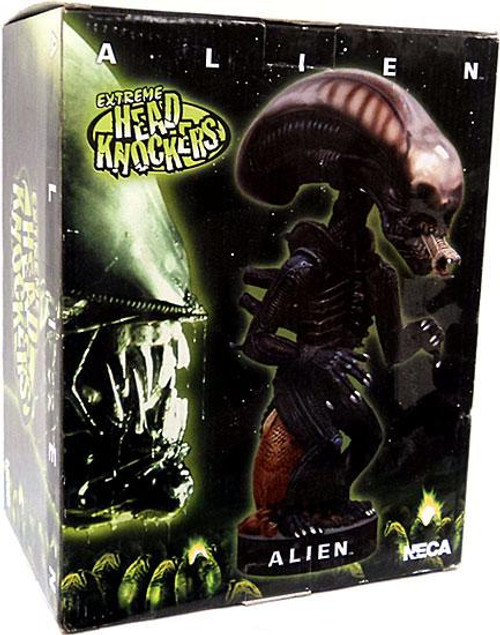 NECA Extreme Head Knockers Alien Bobble Head [Damaged Package]