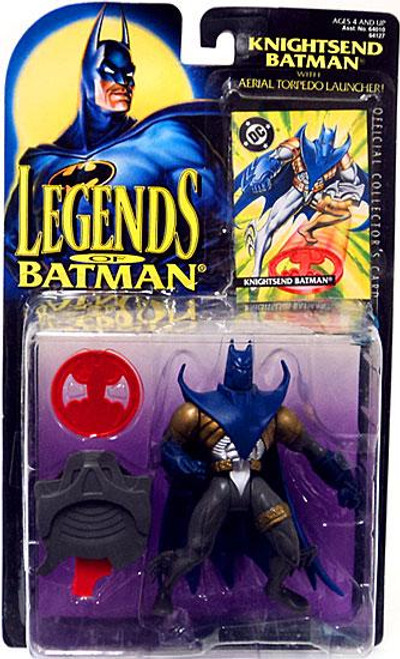 Legends of Batman Batman Action Figure [Knightsend]