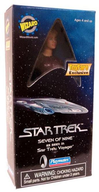 Star Trek Voyager Seven of Nine Exclusive Action Figure