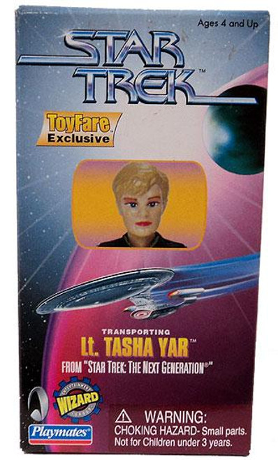 Star Trek The Next Generation Lt. Tasha Yar Exclusive Action Figure