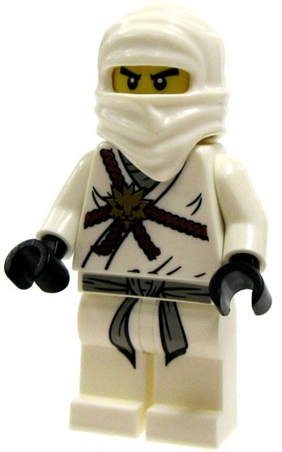 LEGO Ninjago Loose Zane Minifigure [Loose]