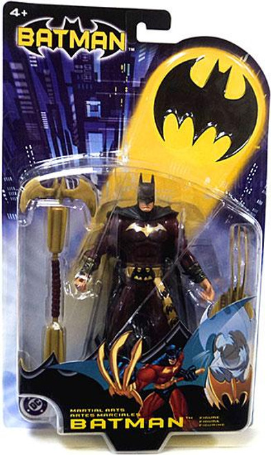 Deluxe Batman Action Figure [Martial Arts]