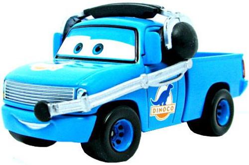 Disney Cars Loose Dinoco Crew Chief Diecast Car [Loose]