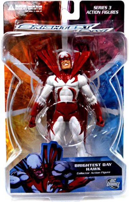 DC Green Lantern Brightest Day Series 3 Brightest Day Hawk Action Figure