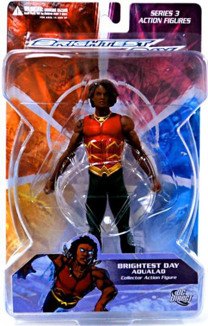 DC Green Lantern Brightest Day Series 3 Brightest Day Aqualad Action Figure