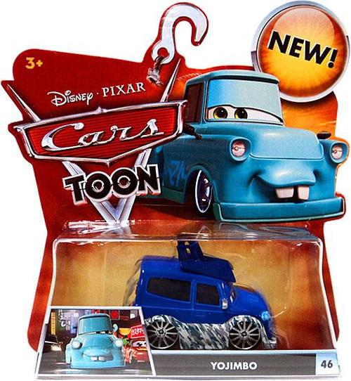 Disney Cars Cars Toon Main Series Yojimbo Diecast Car #46