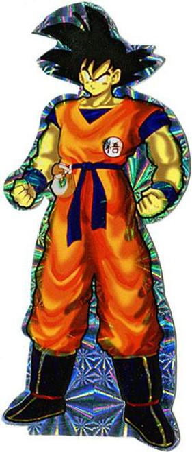 Dragon Ball Z Goku Sticker [Standing]