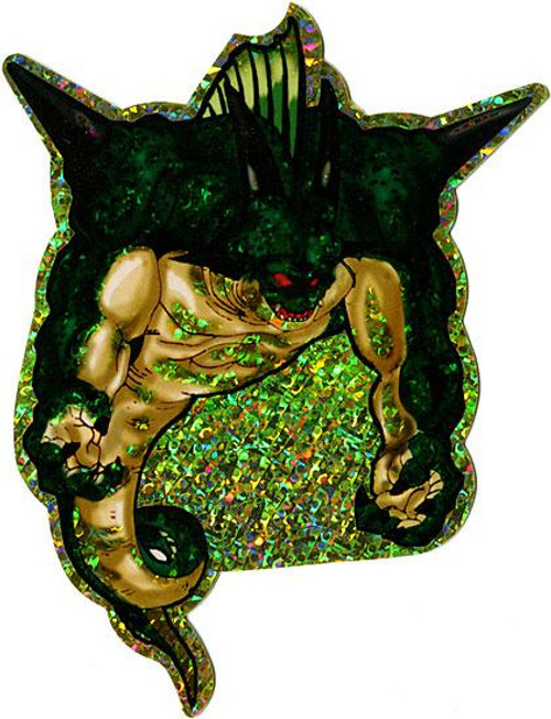 Dragon Ball Z Porunga Sticker